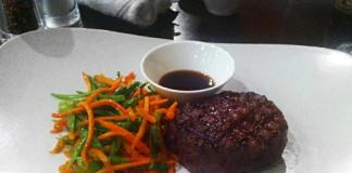 Steak z Kobe