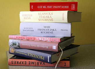 Knihy gastronomie