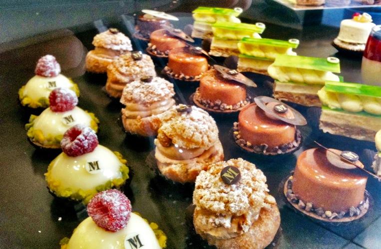 Ostatní dortíky z curkárny od Michel Marshall