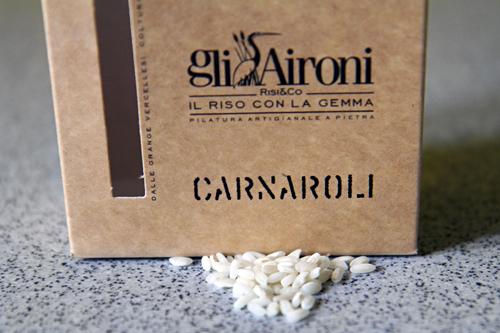 Carnaroli rýže na rissoto