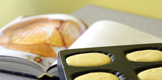 Madlenky před pečením