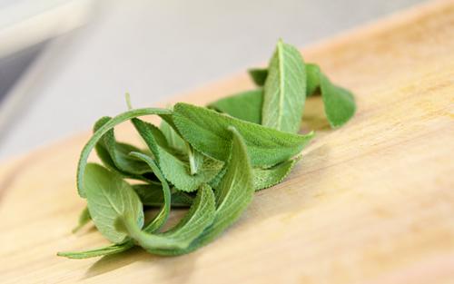 Šalvěj, cenná bylinka ideální pro jednoduchou těstovinovou omáčku