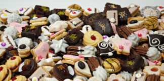 Cukroví z Erhartovi cukrárny