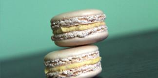makronky vanilkové