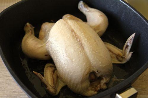 Kuře podle Hestona