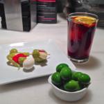San Miquel - vermouth a olivy