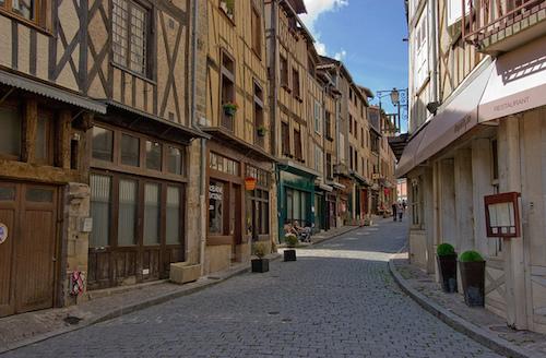 Limousin clafoutis