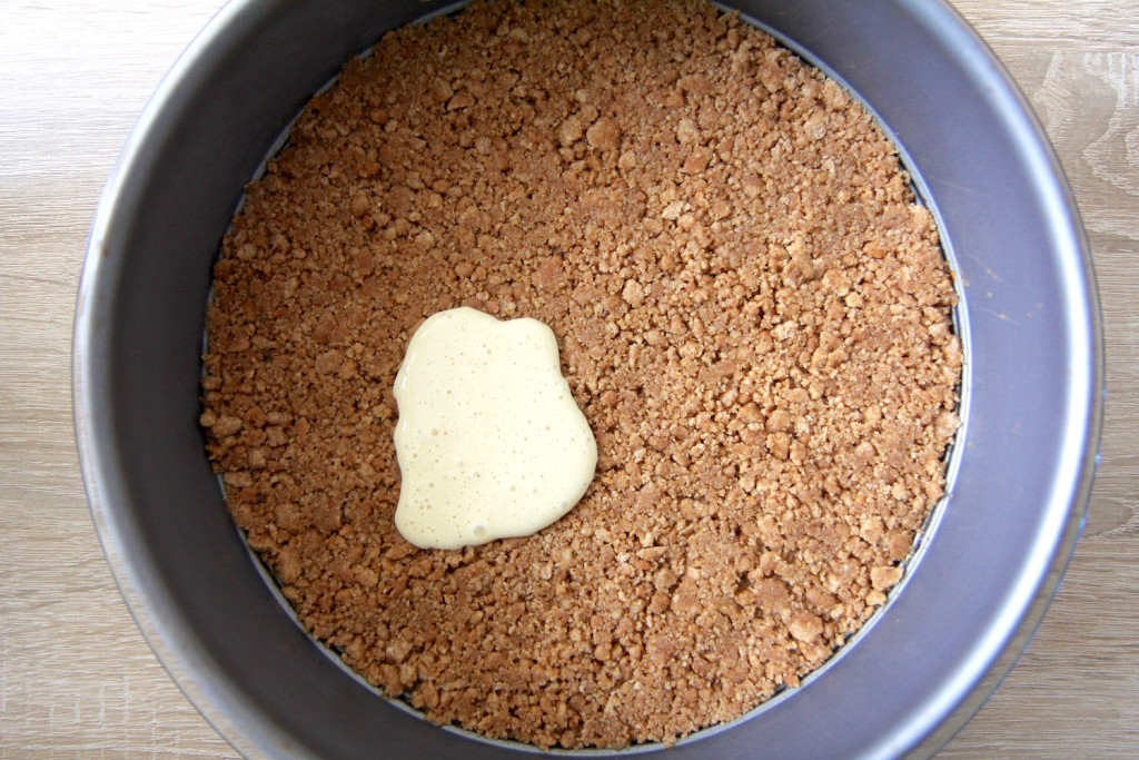 Pečení cheesecaku