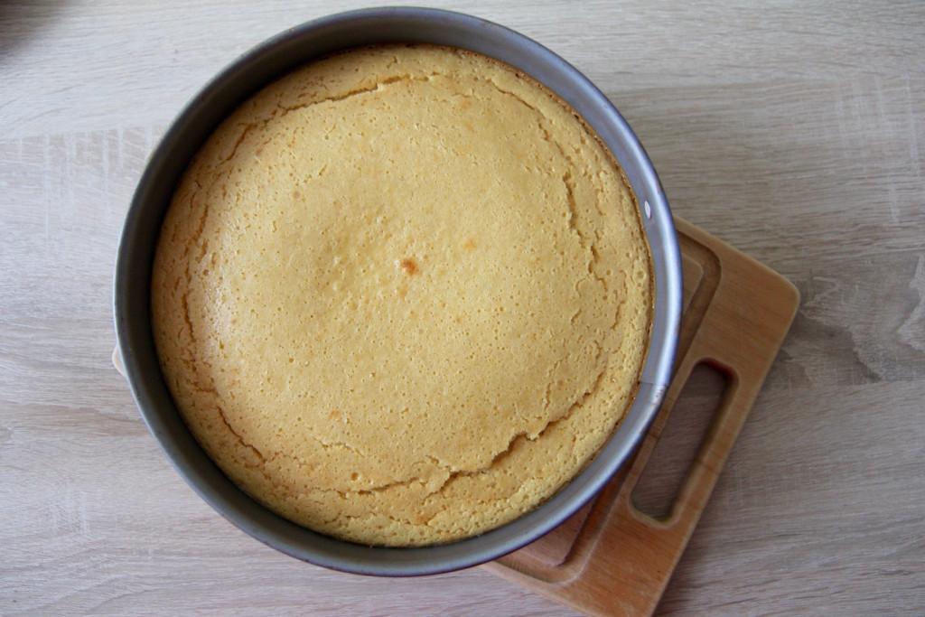 Upečený cheesecake