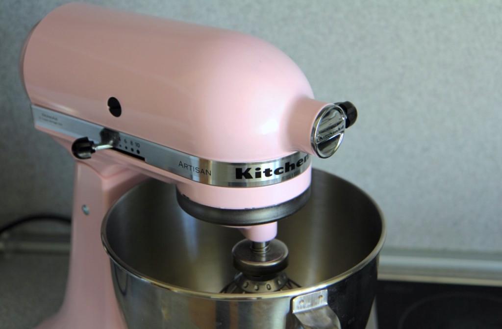 KitchenAid u mě doma