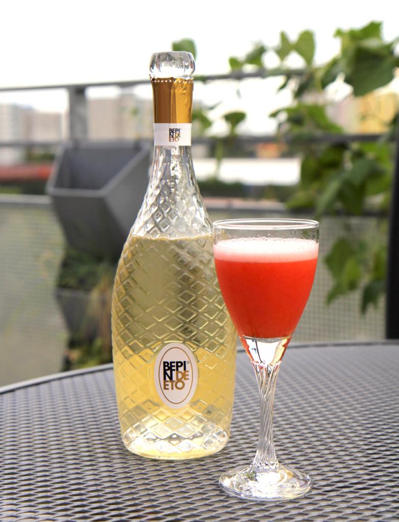 Prosecco drink