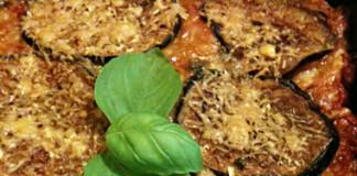 Italské lilky zapečené