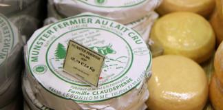Alsaský Munster fermier