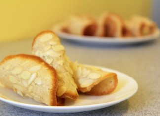 Mandlové sušenky