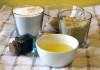 Makronky - ingredience